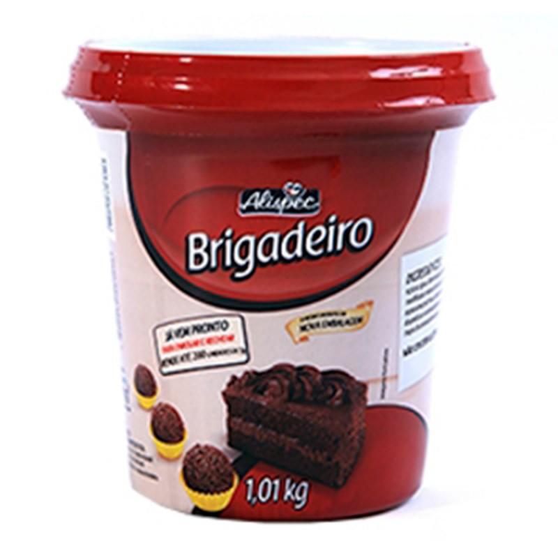 Brigadeiro • Pronto • 1kg • Alispec