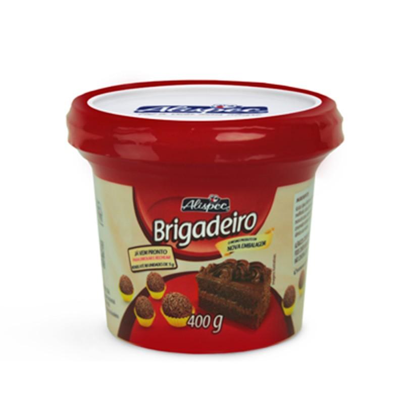 Brigadeiro • Pronto • 400g • Alispec