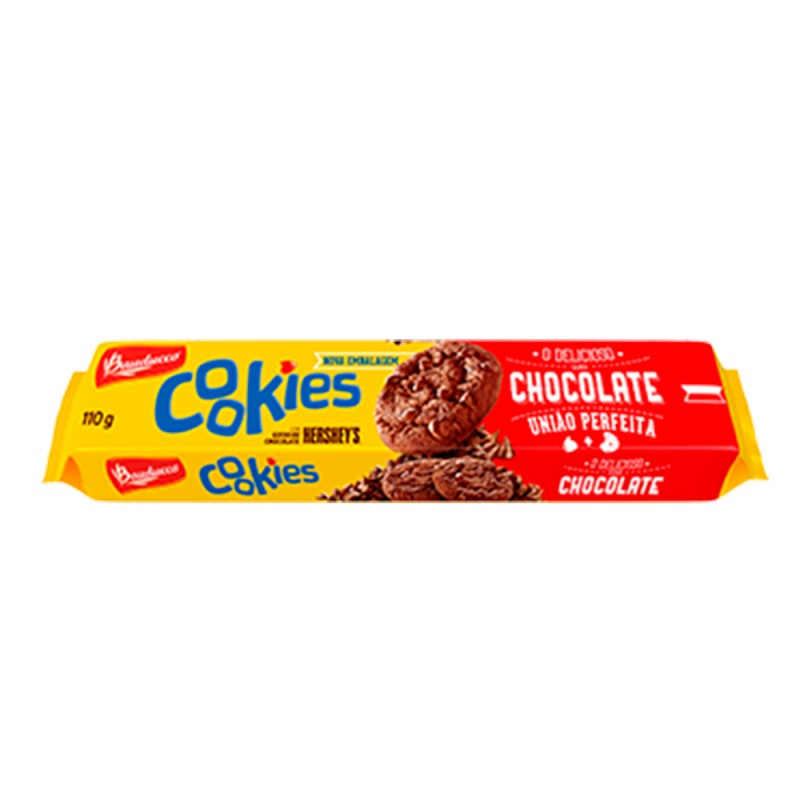Cookies • Chocolate • 110g • Bauducco