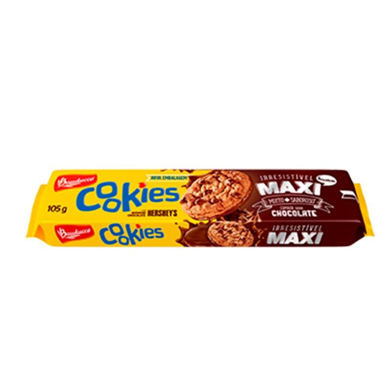 Cookies • Chocolate Maxi • 105g • Bauducco
