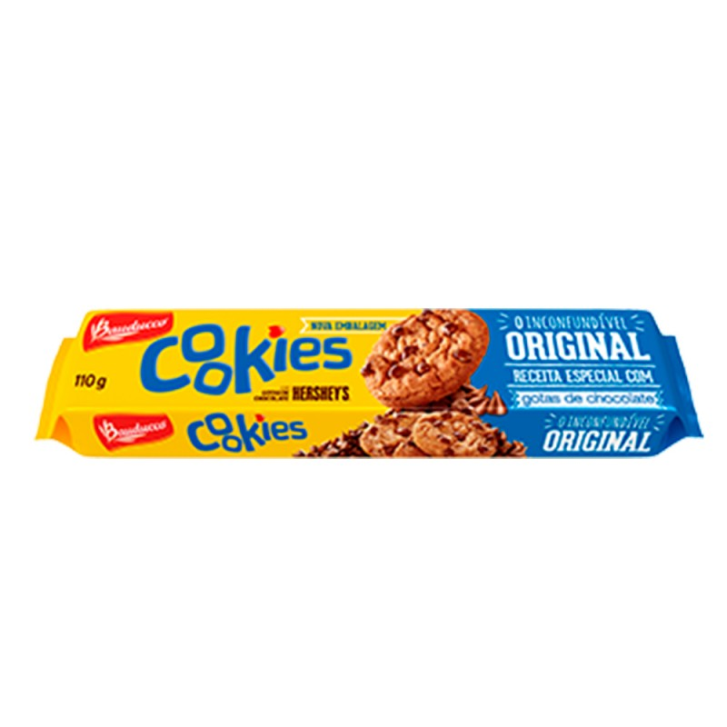 Cookies • Original • 110g • Bauducco