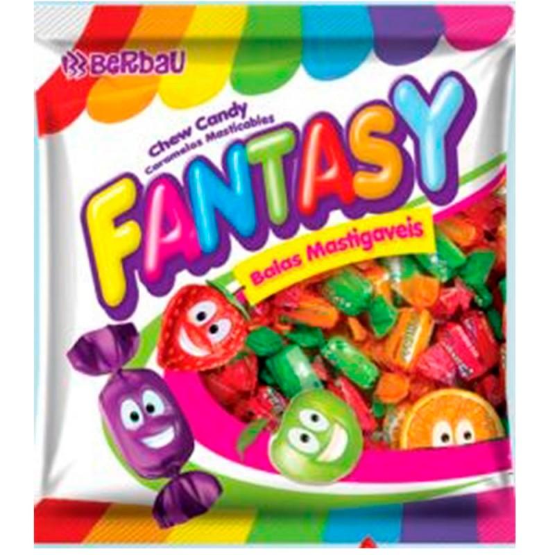 Bala •Fantasy • Frutas • 600gBerbau