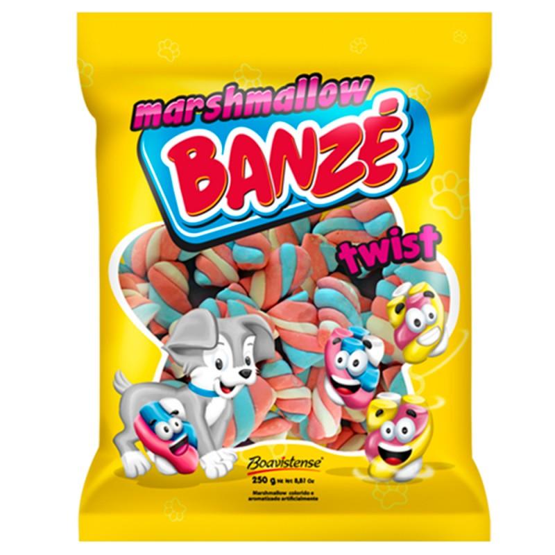 Marshmallow Twist  • 250g Banzé • Boavistense