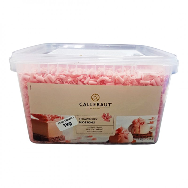 Blossoms • Morango • 1kg | Callebault