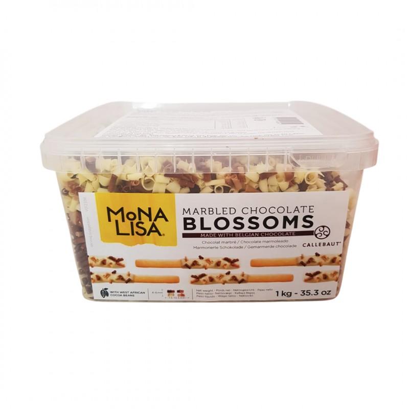 Blossoms • Mesclado  e Branco • 1kg | Callebault