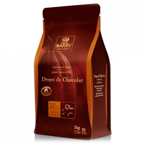 Callebaut • Drops de Chocolate • 50% • 5kg