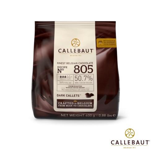 Callebaut • Amargo • nº805 • 50.7% | 400g