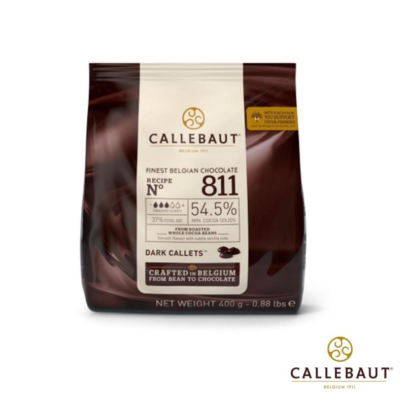 Callebaut • Amargo • nº811• 54.5%|400g