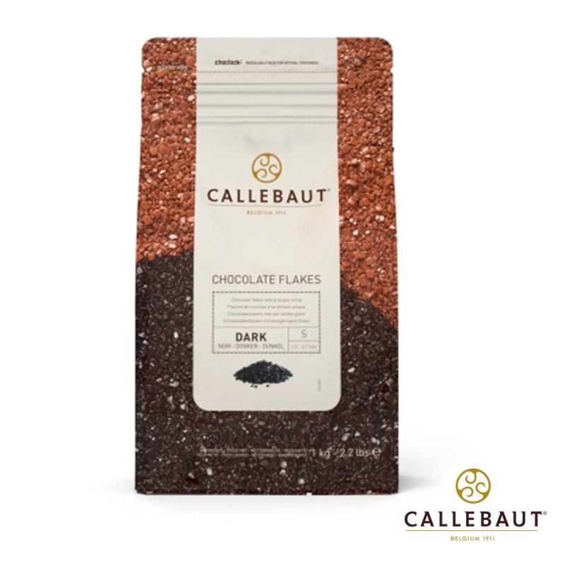 Callebaut • Chocolate Flakes • Amargo • S • 1kg