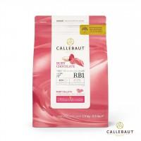 Callebaut • Ruby • nºRB1 • 47.3% |2,5kg