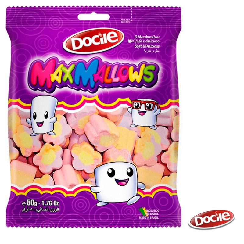 MaxMallows Flor Baunilha • 250g • DOCILE