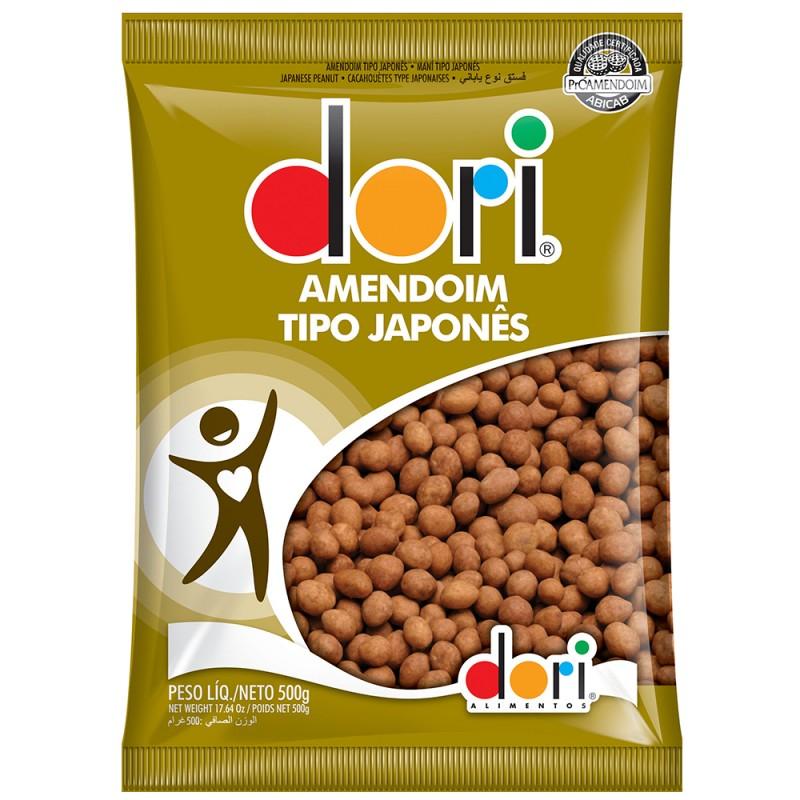 Amendoim Tipo Japonês • 500g • Dori