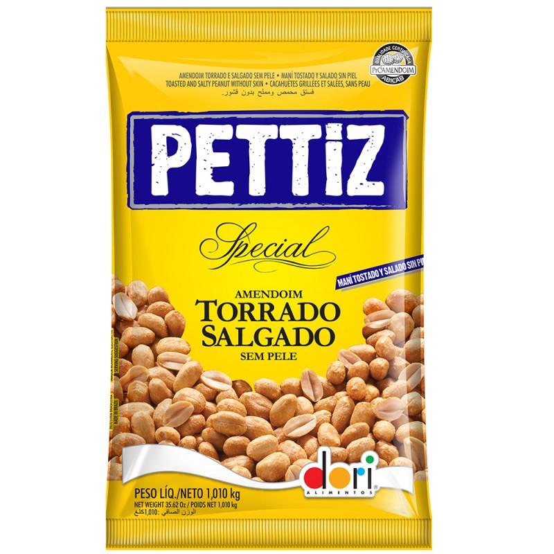Amendoim •  Special Sem Pele 1kg • Dori