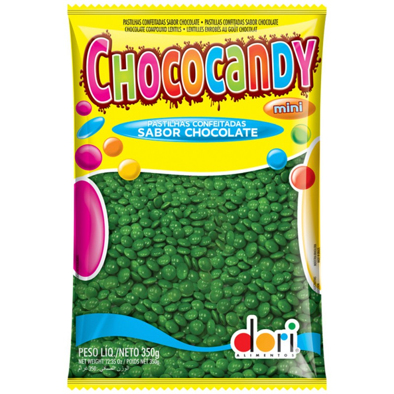 Chococandy Mini Verde Dori 350g