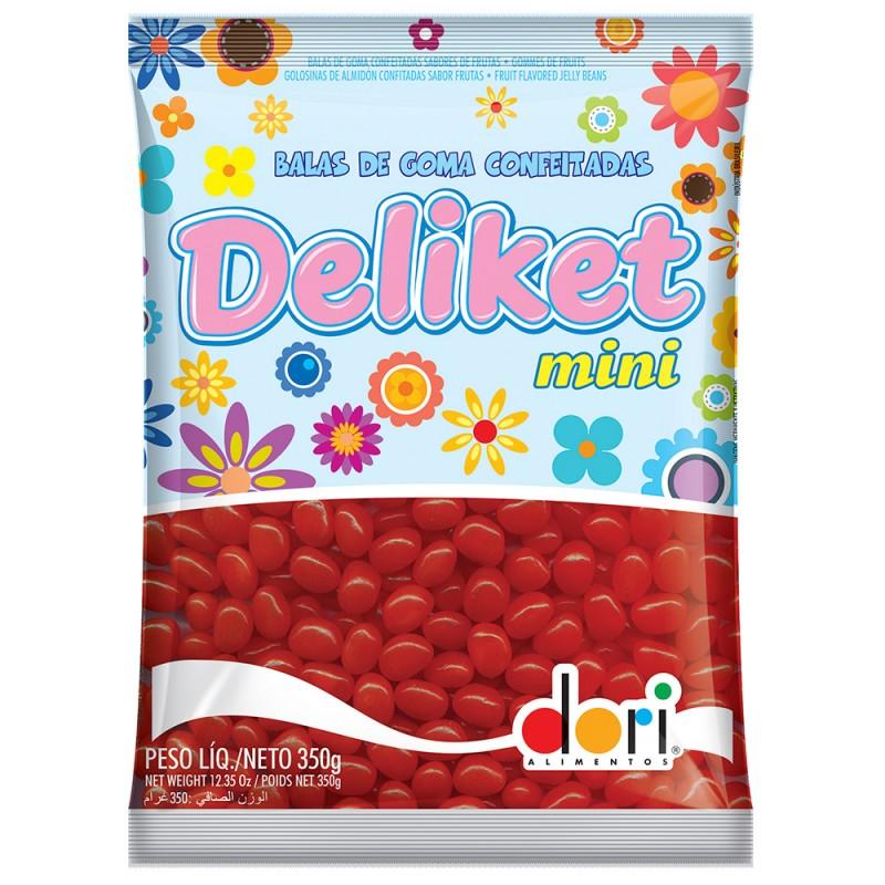 Deliket Mini Vermelho 350g • Dori
