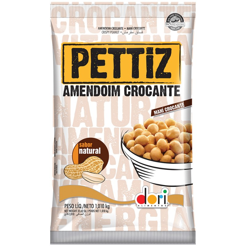 Amendoim Crocante 1kg • Dori