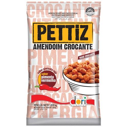 Amendoim Crocante Pimenta Vermelha  • 1Kg • Dori