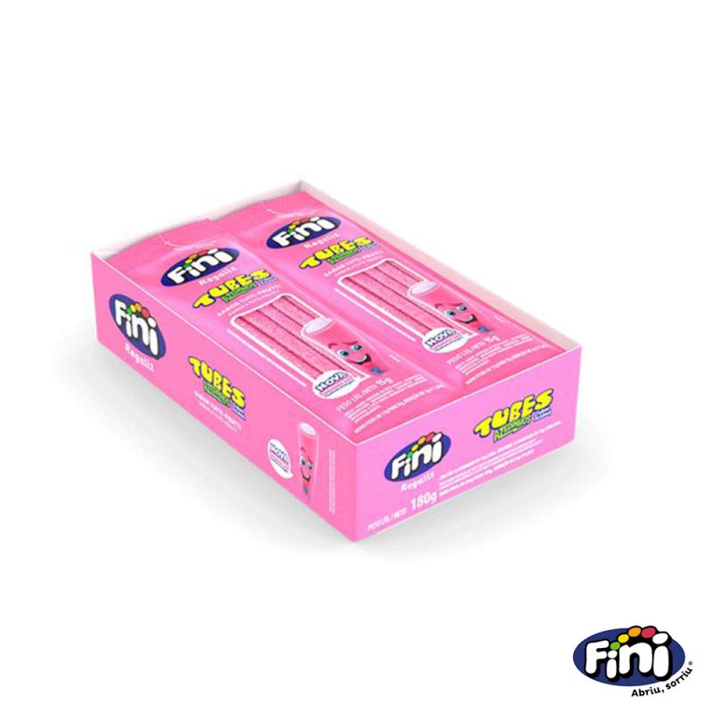 Tubes Tutti-Frutti Ácido • 12Un • Fini
