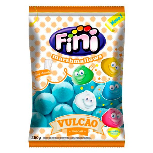 Marshmallows Vulcão Azul • 250g• FINI