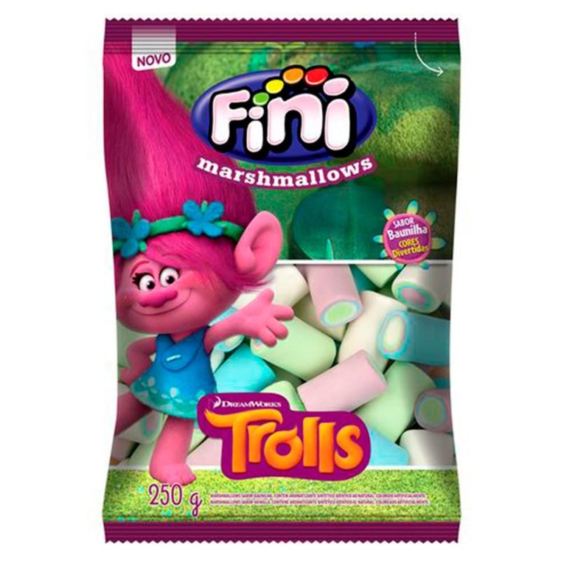 Marshmallow Trolls • 250g  • Fini
