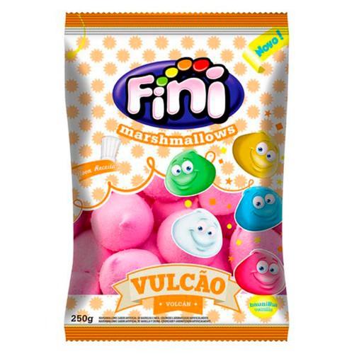 Marshmallows Vulcão Rosa • 250g • FINI