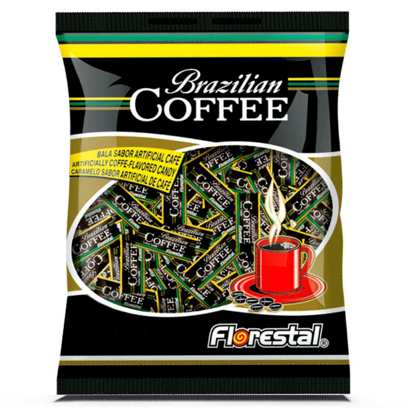 Bala de Café • Brazilian Coffee • Florestal 500g