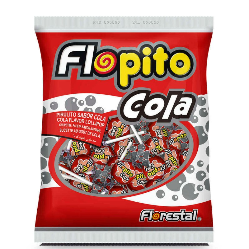 Pirulito Flopito • Cola • Florestal