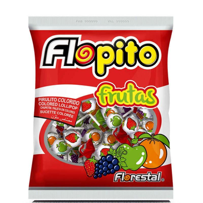 Pirulito Flopito • Frutas • Florestal