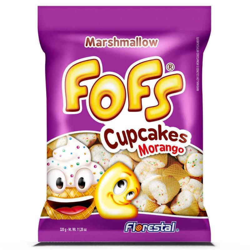 Marshmallow Fofs • Cupcake 320g • Florestal