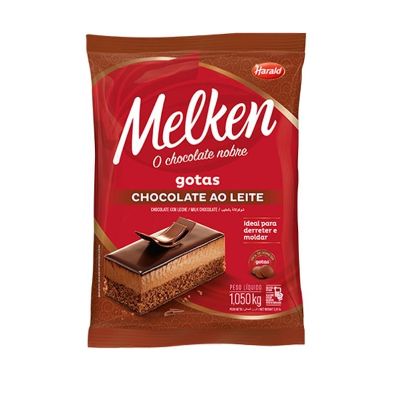 Melken • Ao Leite • Gotas • 1kg