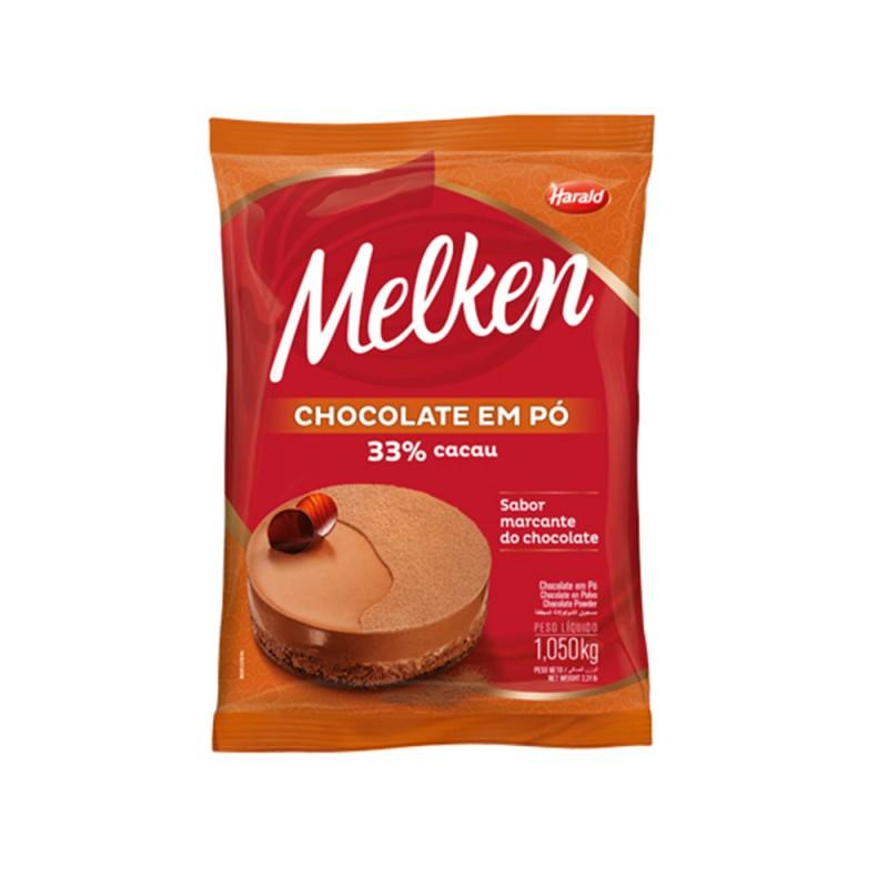 Melken • Chocolate em Pó • 33% Cacau – 1kg