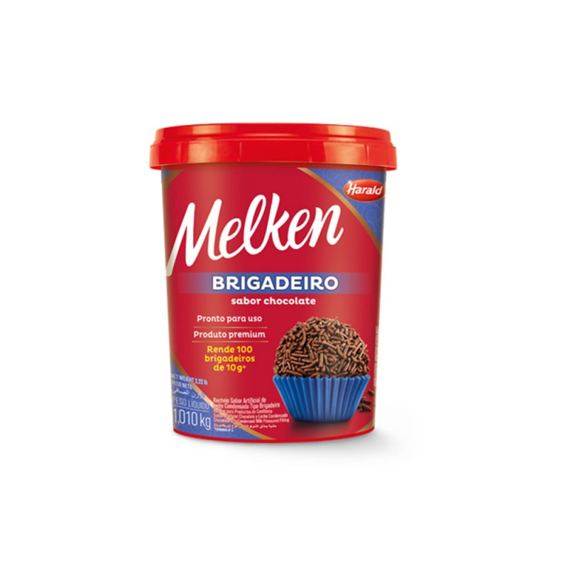 Melken • Brigadeiro Pronto • 1kg