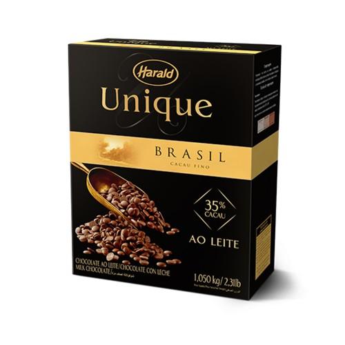 Harald Unique • Ao Leite 35% • Gotas • 1kg