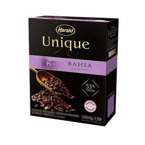 Harald Unique • Meio Amargo 53% • Gotas • 1kg