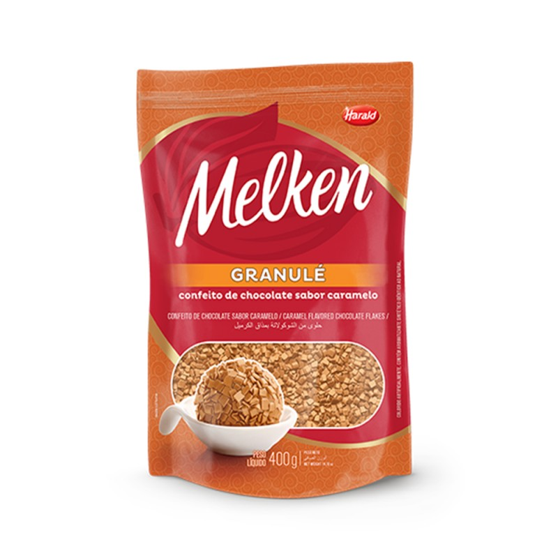 Melken • Granulé • Caramelo•400g
