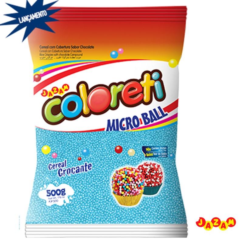 Micro Ball • Azul • 500g • Cloreti