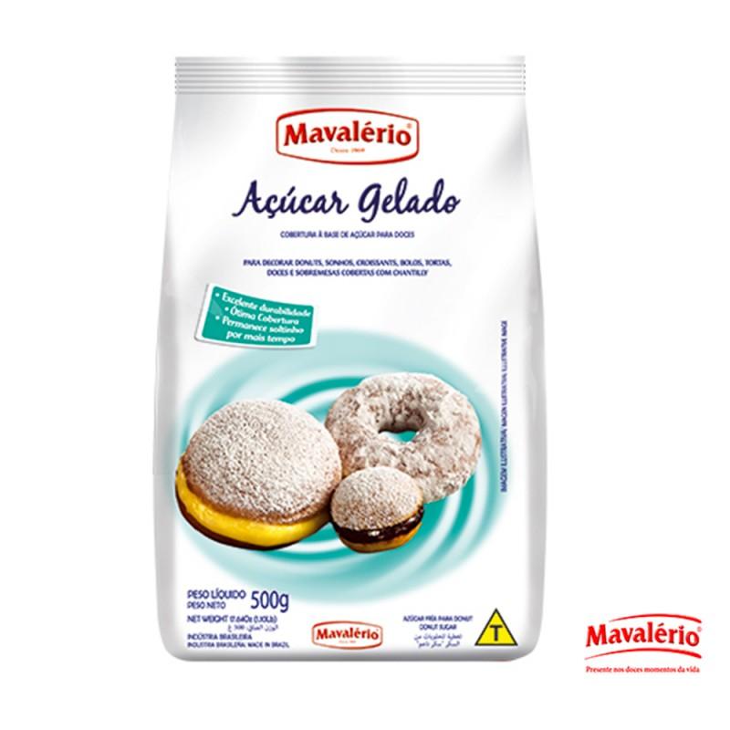 Açúcar Gelado 500g • Mavalério