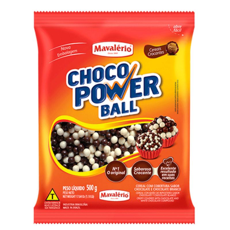 Choco Power Ball Mini • 500g • Mavalério