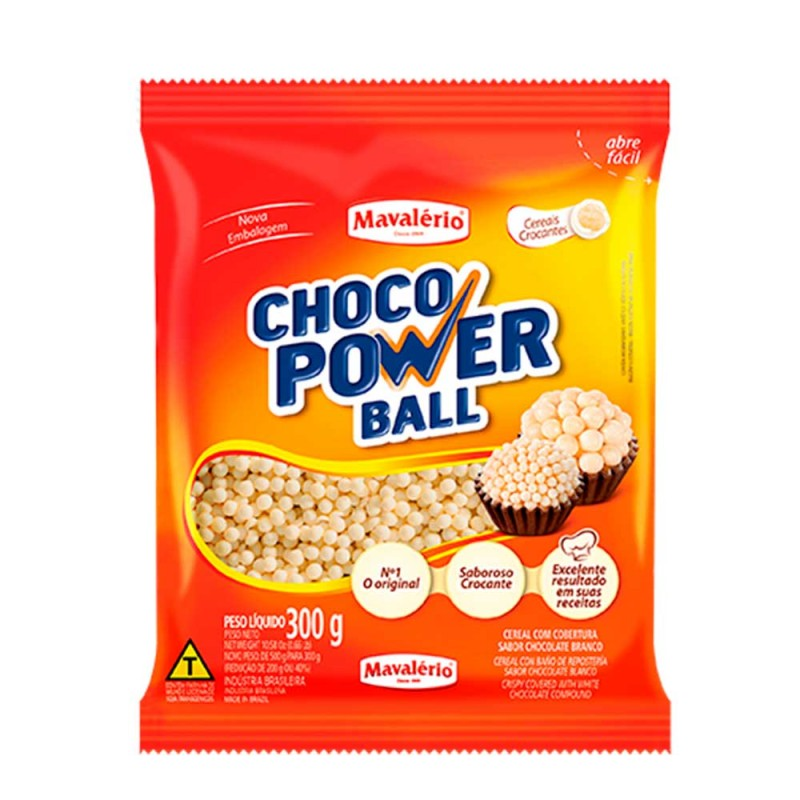 Micro Choco Power Ball • Mavalério