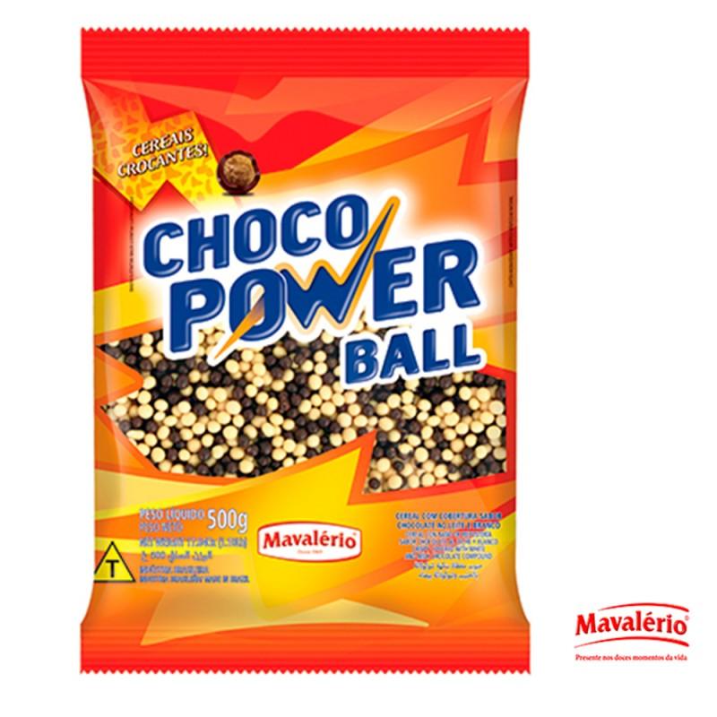 Choco Power Ball Micro • 500g • Mavalério