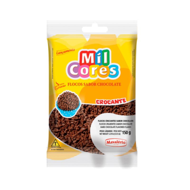 Flocos Crocante 150g Mil Cores