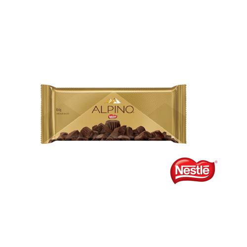 Chocolate Alpino • Ao Leite – 100g • Nestlé