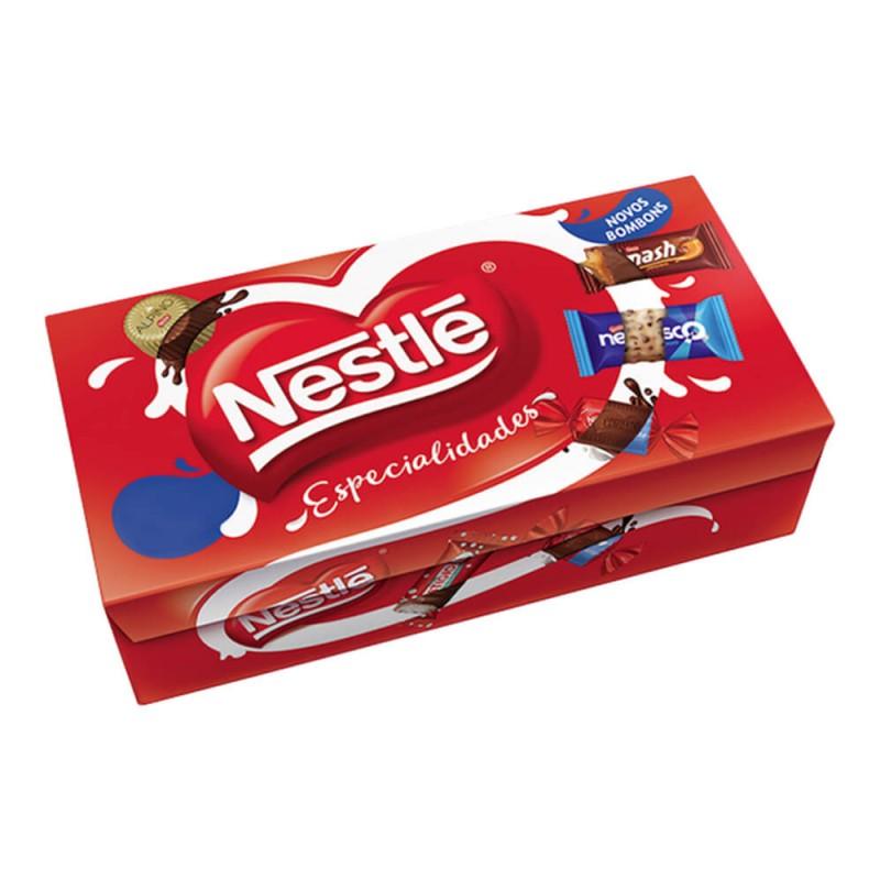 Bombons • Especialidades • Cx • Nestlé