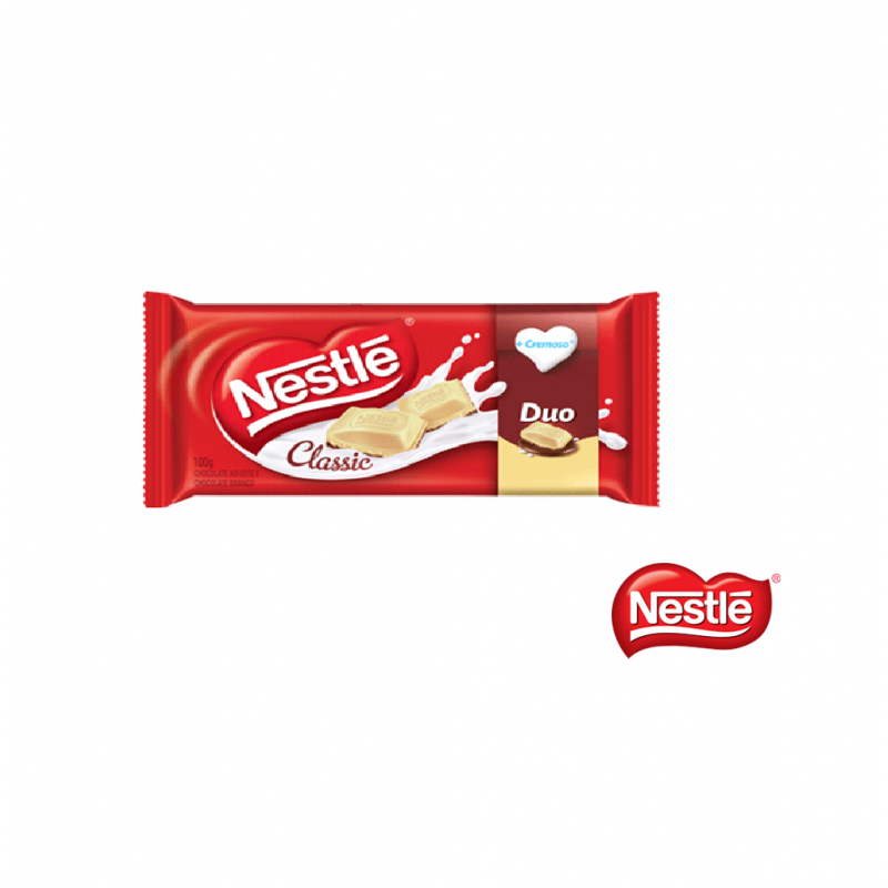 Chocolate Classic • Duo – 100g • Nestlé