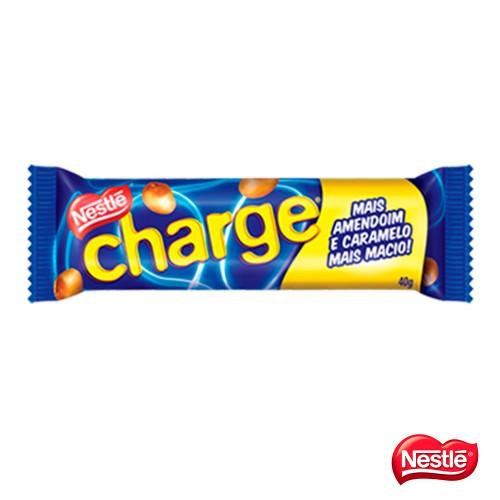 Chocolate • Charge • 1,2kg Cx. c/30un- Nestlé