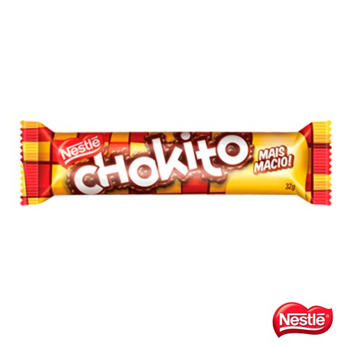 Chocolate • Chokito • 960g Cx. c/30un- Nestlé