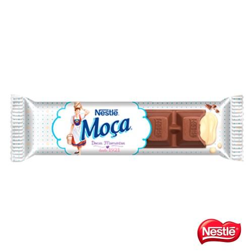 Chocolate • Moça • 912g Cx. c/24un- Nestlé