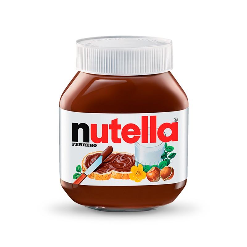 Nutella • Creme de Avelã • 350g • Ferrero