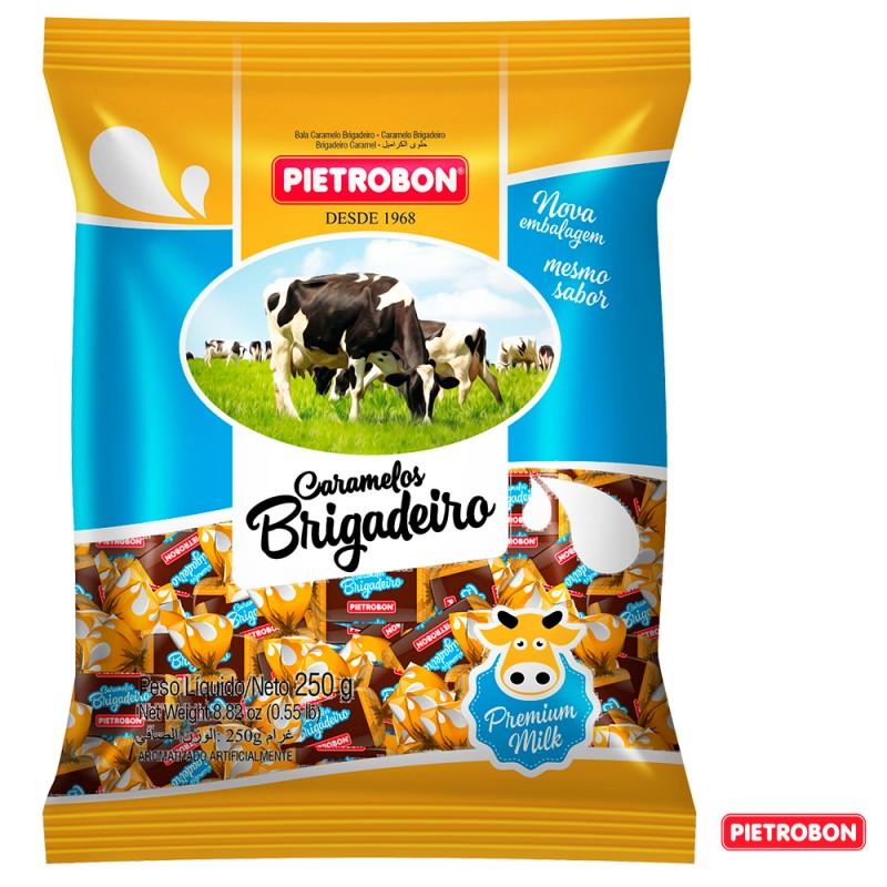 Bala Caramelo •Brigadeiro 250g •Pietrobon