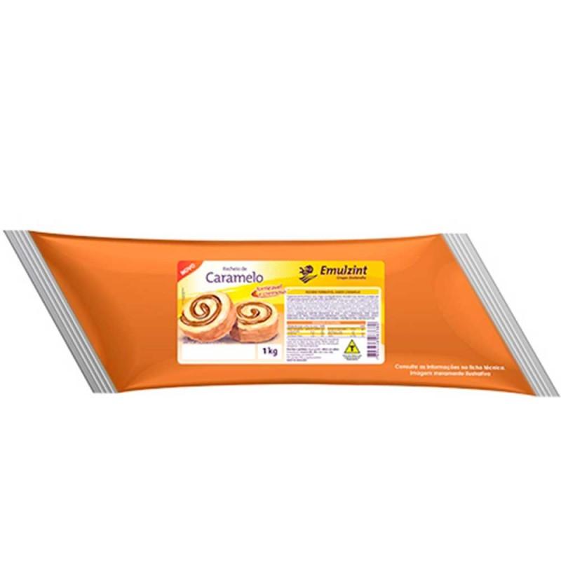 Recheio • Caramelo • 1kg • Emulzint